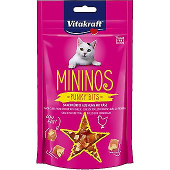 Vitakraft Snack Mininos with Daditos de Pollo y Queso