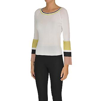 Nenette Ezgl266123 Women's White Viscose Sweater