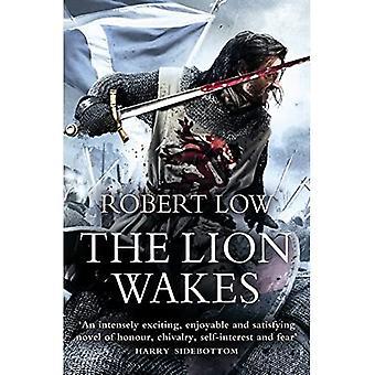 La serie del reino - el León que despierta