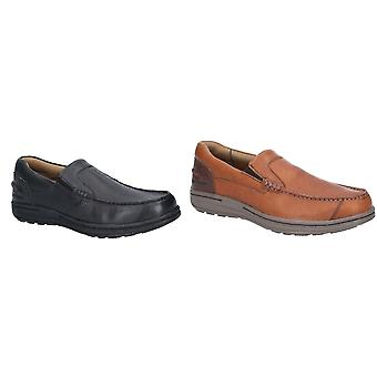 Hush Puppies Mens Murphy victoire mocassin chaussures