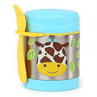 Skip Hop Zoo Insulated Food Jar (Giraffe)