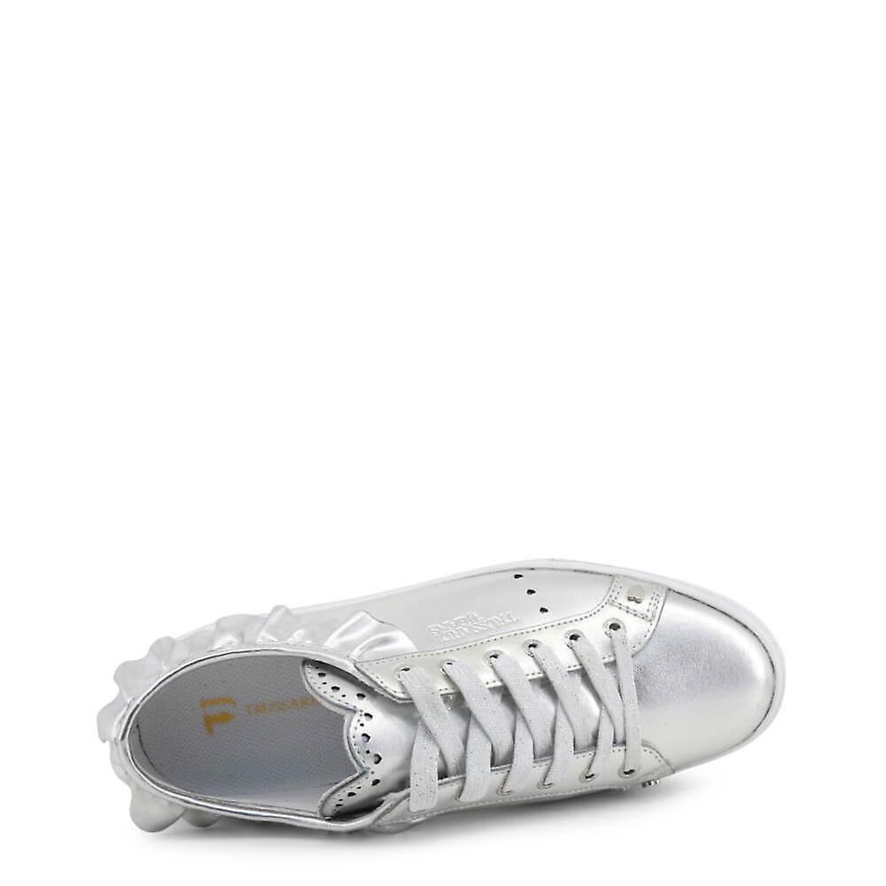 Trussardi Original Women All Year Sneakers - Grijs kleur 33214 - Gratis verzending pSYof3