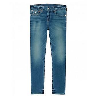 True Religion Rocco Flap Pocket Slim Fit Jeans