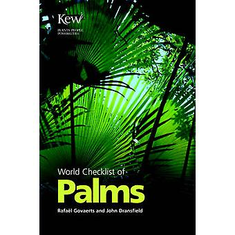 World Checklist of Palms by Govaerts & R.