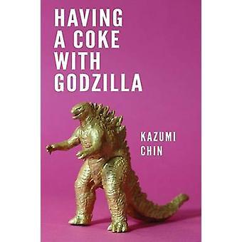 Having a Coke with Godzilla by Chin & Kazumi