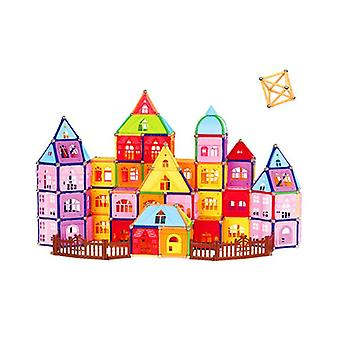 Witka-Magnetic Construction kit, Castle