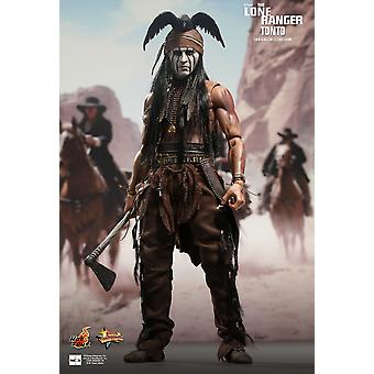 Tonto Poseable Figure from The Lone Ranger