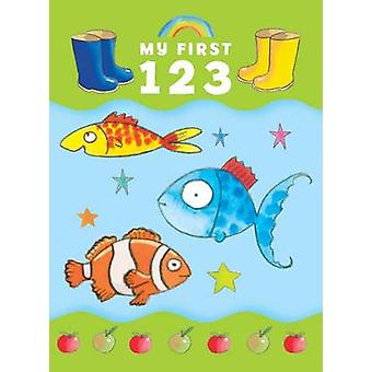 My First 123 by Illustrated by Jan Lewis