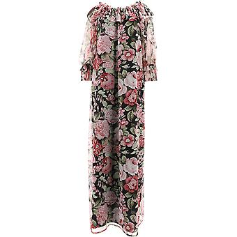 P.a.r.o.s.h. D723216800 Women's Multicolor Polyester Dress