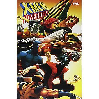 X-men Adventures by Marvel Comics - 9781302912116 Book