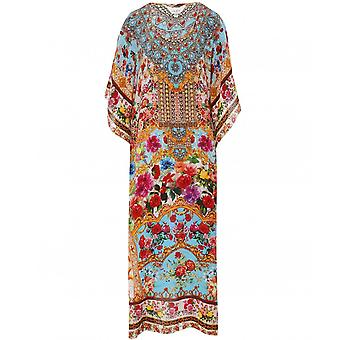 Inoa Covent Garden Long Silk Kaftan