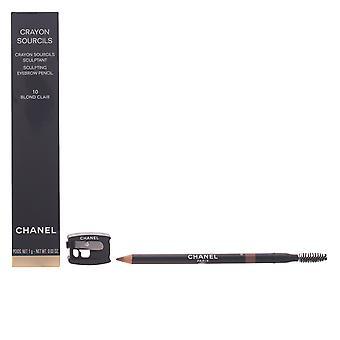 Chanel Crayon Sourcils #60-noir Cendre 1 Gr voor vrouwen
