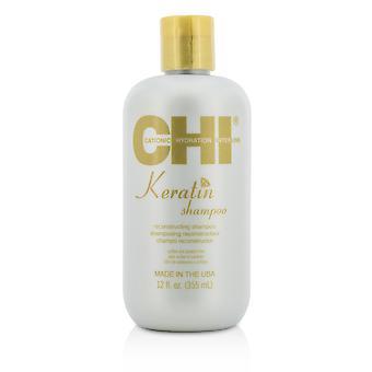 Shampoo de queratina reconstruindo shampoo 143058 355ml/12oz