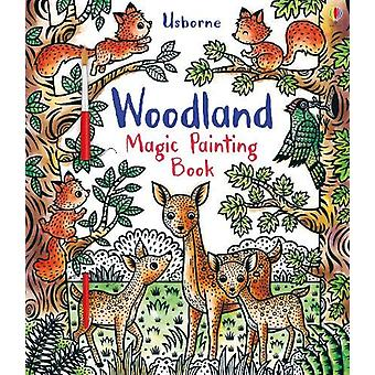 Pintura Mágica da Floresta por Federica Iossa - 9781474970815 Livro