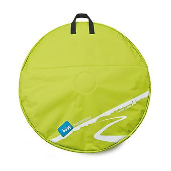 Borsa ruota B&W Wheel Guard M, verde