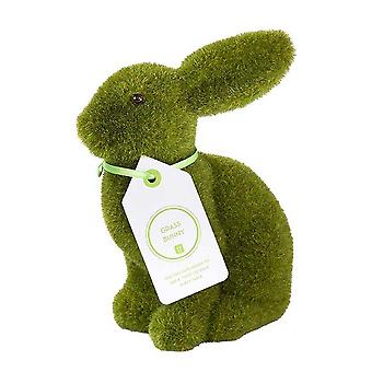 Artificial Grass Bunny Easter Party Decoration Easter Egg Hunt