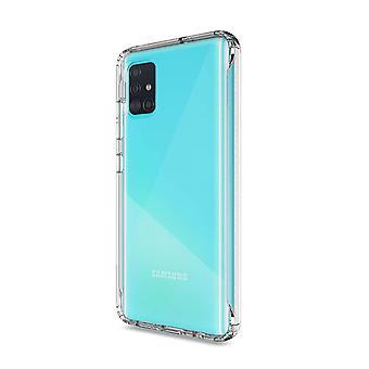 Acryl-Schale - Samsung Galaxy A51 - transparent