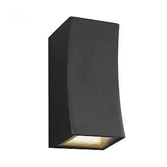 Exeter Gris Wall Light 2 Ampoules