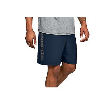Under Armour Woven Graphic Wordmark Shorts 1320203-408 Mens shorts