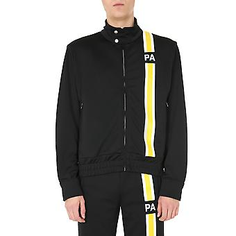 Palm Angels Pmbd027s203840311060 Homme's Sweat-shirt en polyester noir