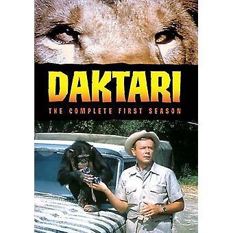 Daktari - Daktari: Complete First Season [DVD] USA import