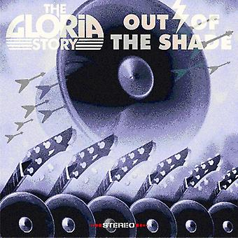 Gloria Story - Out of the Shade-EP USA import