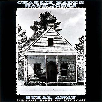 Haden, Charlie/Jones, Hank - Steal Away [CD] USA import