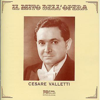 Cesare Valletti - Il Mito Dell'Opera: Cesare Valletti [CD] USA import