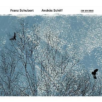 Andras Schiff - Franz Schubert [CD] USA import