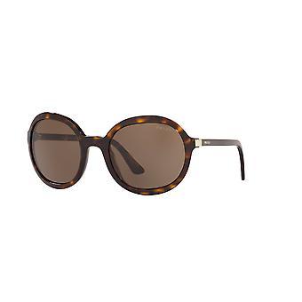 Prada Heritage SPR09V 2AU8C1 Havana/Brown Sunglasses