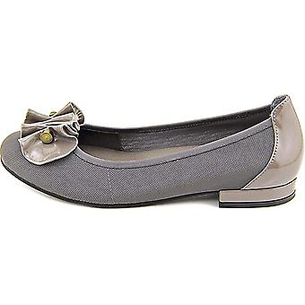 David Tate Womens Alice Closed Toe Ballet Flats