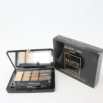 Guerlain Paleta 5 Couleurs Paleta de sombra de ojos 0.21oz 03 Coyie D'or New With Box