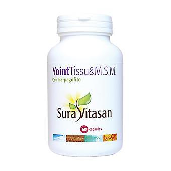 Yoint Tissu and MSM 60 capsules