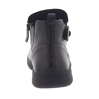 Easy Spirit Womens Jagger Leather Closed Toe Ankle Fashion Boots