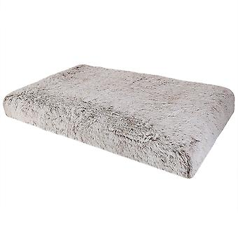 Soft Foam Washable Anti-slip Dog Bed With Zippered Waterproof Cover