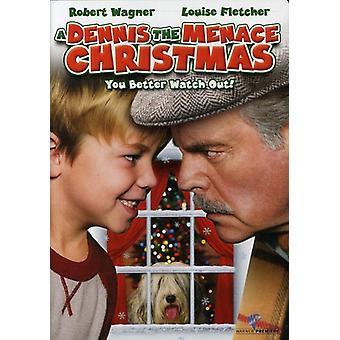 En Dennis trussel Christmas [DVD] USA importere