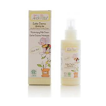 Aloe Vera Moisturizing Body Milk Eco 100 ml