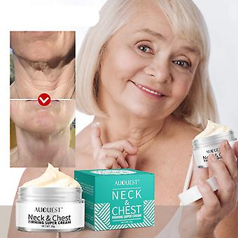 Neck & Chest Firming Cream, Anti Wrinkle Smooth Horizontal Line Collagen