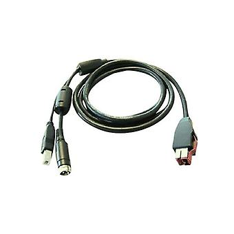 Hp 24V Powered Usb Printer Y Cable