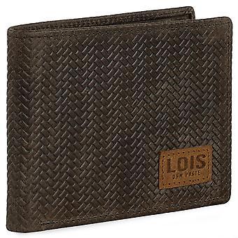 Davidson Mäns läder plånbok