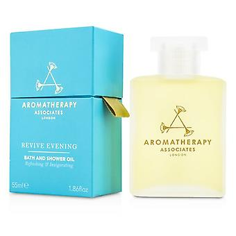 Aromatherapy Associates Revive - Evening Bath & Shower Oil 55ml/1.86oz