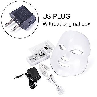 7 Colors Led - Facial Mask Skin Care Therapy
