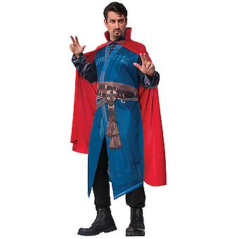Doctor Dr. Strange Stephen Marvel Superhero Mens Costum Cape Mantie de Levitație