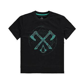Assassin's Creed T-Shirt Valhalla Axes