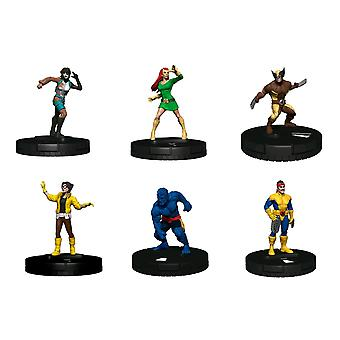 Heroclix X-Men House of X Fast Forces 6-pack