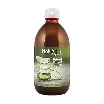 Organic aloe vera gel 500 ml 500 ml