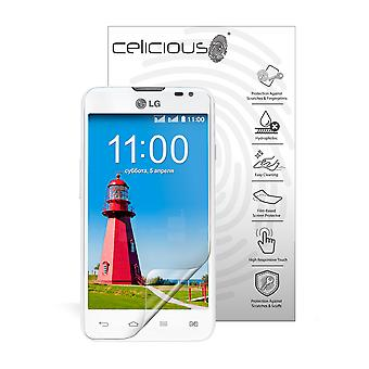 Celicious Impact Anti-Shock Shatterproof Screen Protector Film Compatible with LG L65
