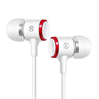 3.5mm Earphones, Bass Stereo Headset