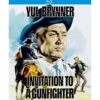 Invitación a un pistolero (1964) [BLU-RAY] USA importar