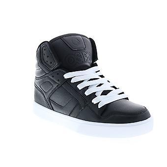 Chaussures sneakers osiris clone pour hommes noir synthétiques